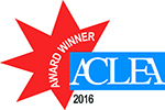 ACLEA 2016 Award of Outstanding Achievement in Technology