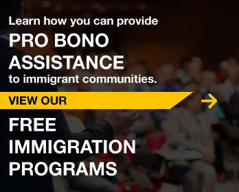 Immigration Law Programs