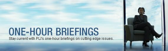 PLI   Newsletter: HOT TOPIC BRIEFINGS