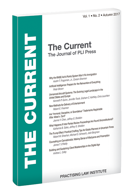 The Current: The Journal of PLI Press, Vol. 1, No. 2 (Autumn 2017)