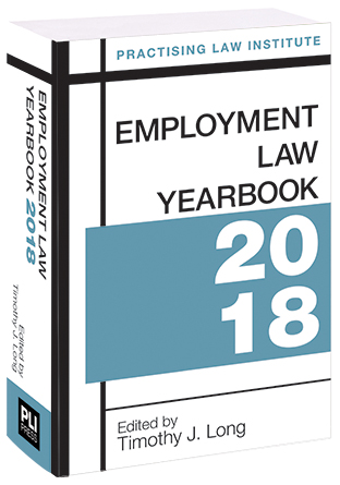 Employment Law Yearbook 2018